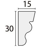 A153断面図