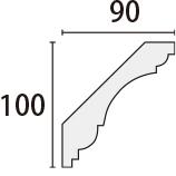 A465断面図