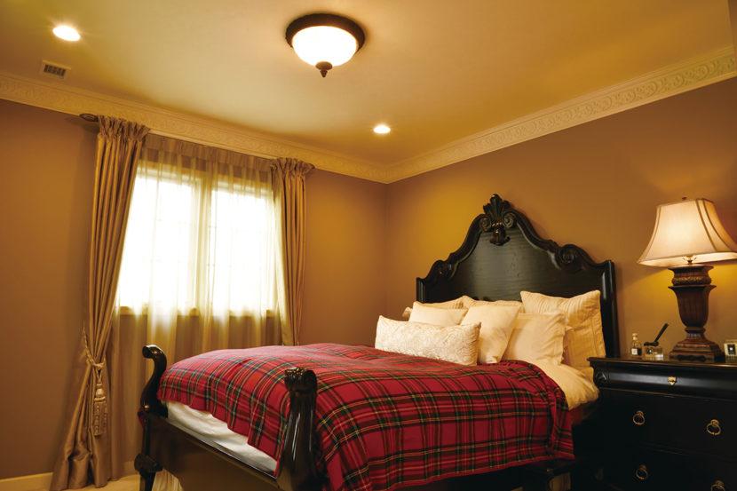 T様邸 寝室