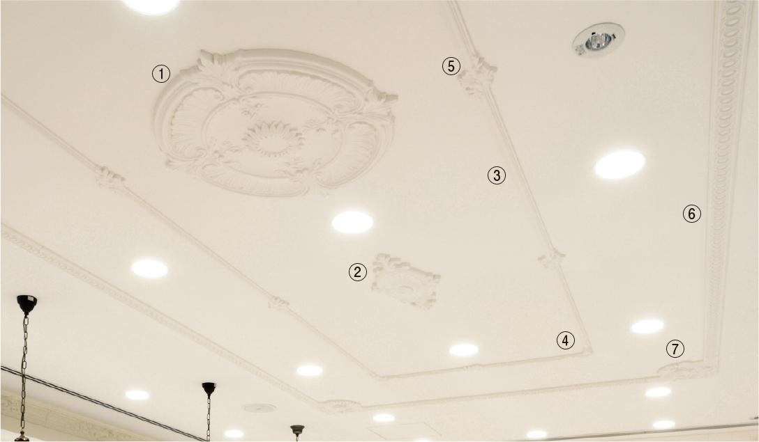 天井廻り・装飾case12-2