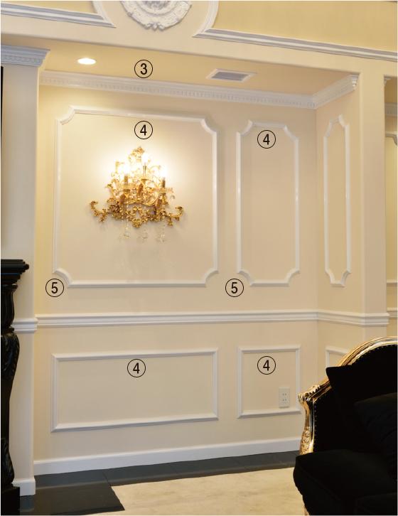 壁面装飾case3-9