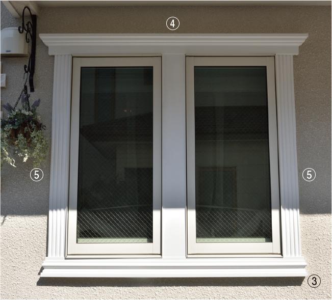 両開き窓case7-2