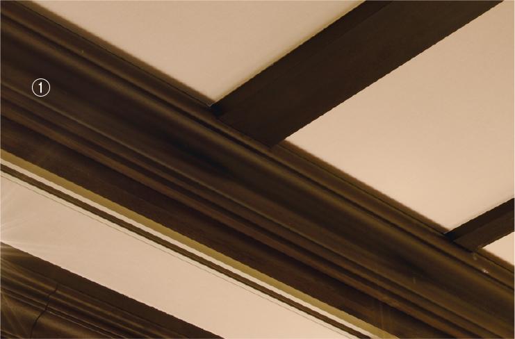 天井廻り縁case9-7