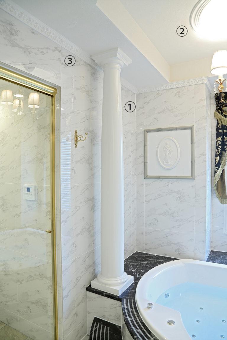 浴室コラム