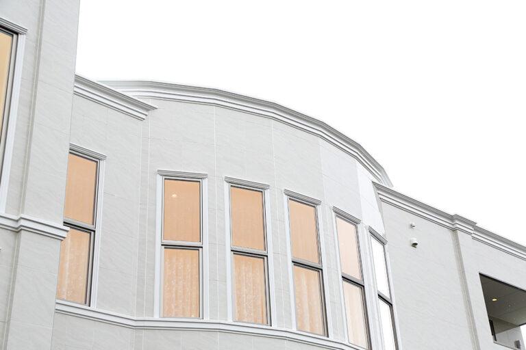 E様邸:外壁装飾